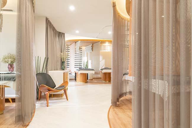 Shynh House Centre in Vietnam by Module K