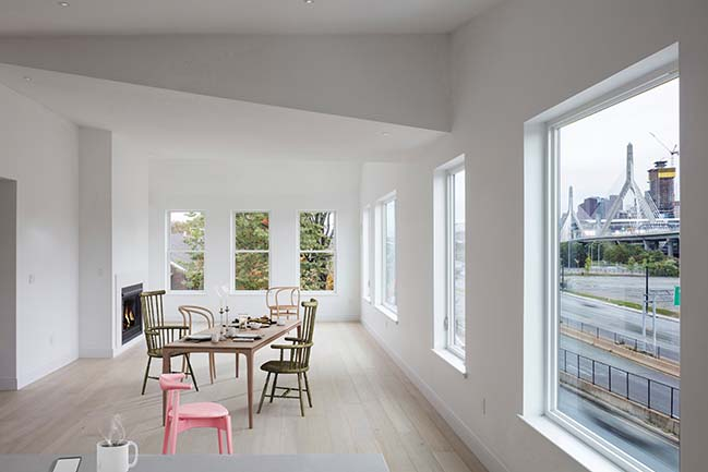 Outlier Lofts in Boston by French 2D