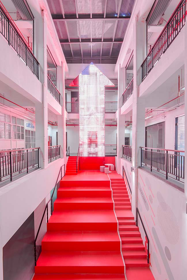 Red Arrow in Shanghai by 100architects
