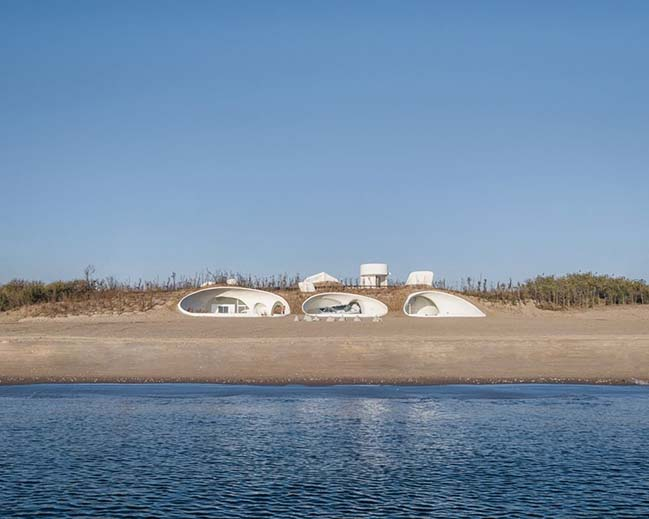 OPEN's UCCA Dune Art Museum Completed