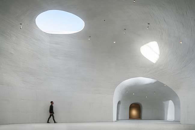 OPEN's UCCA Dune Art Museum Completed