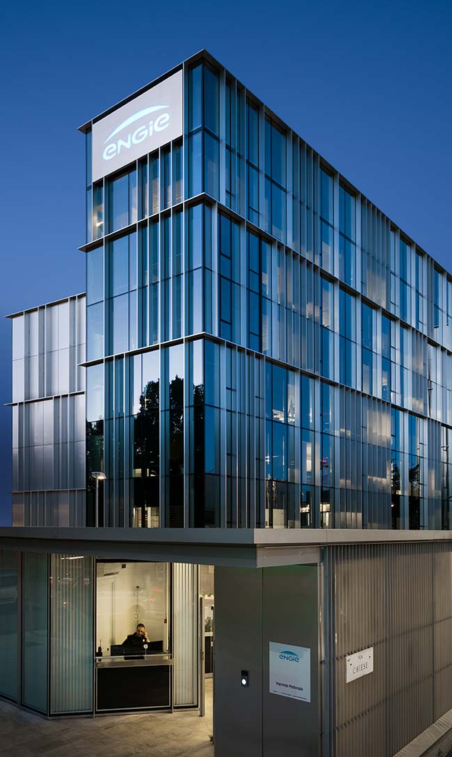 Engie Headquarters in Milan by Park Associati