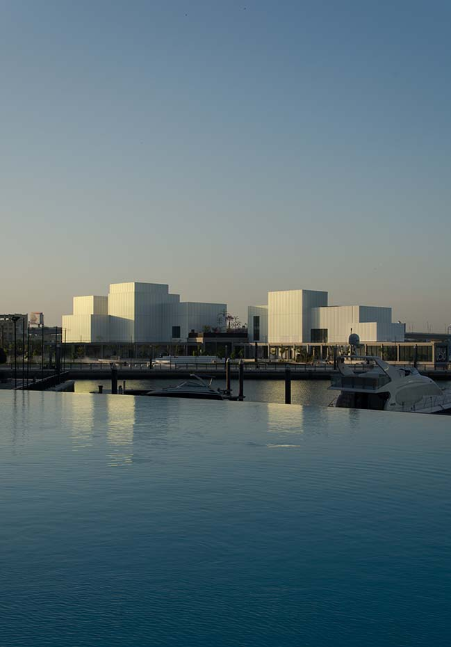 Jameel Arts Centre in Dubai by Serie Architects