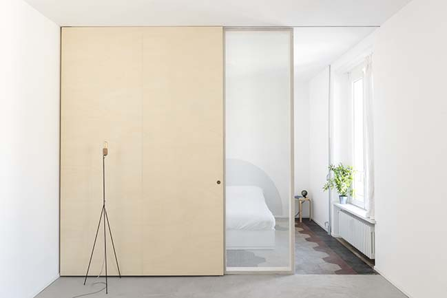 Flat in Isola district by studio wok