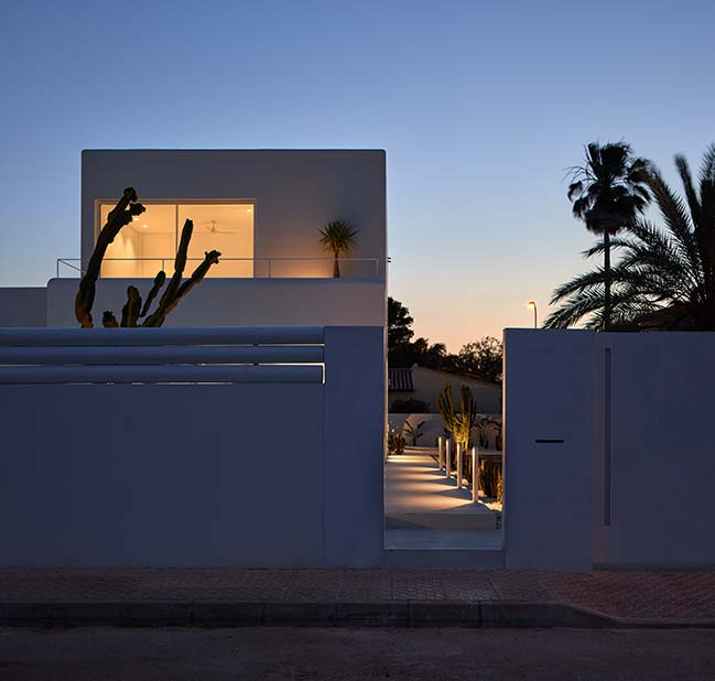 Carmen House by Carles Faus Arquitectura