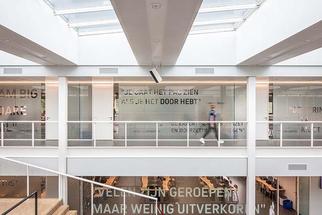 Graafschap College in Doetinchem by cepezed