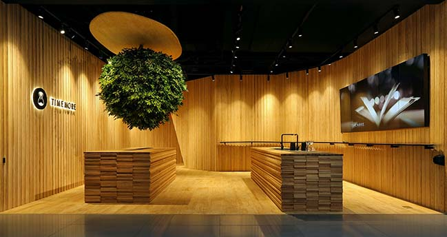 Time More Coffee in Shanghai by Robot 3 Studio