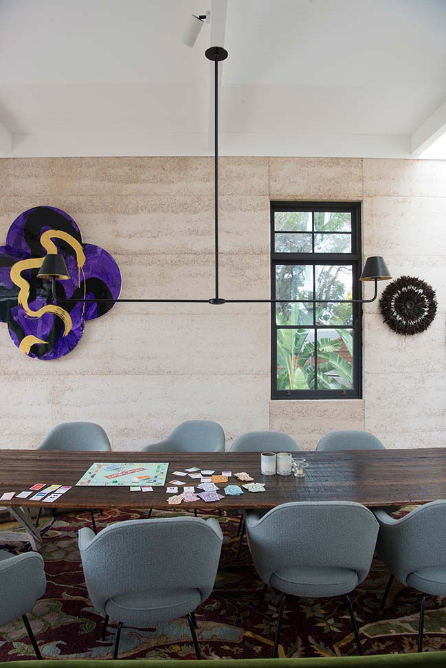 Earth, Wind and Fire by Luigi Rosselli Architects