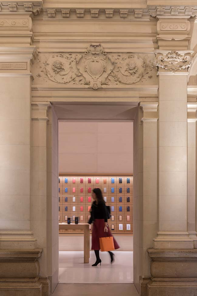 Apple Champs-Élysées by Foster + Partners