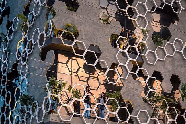 Hexalace by Studio Ardete