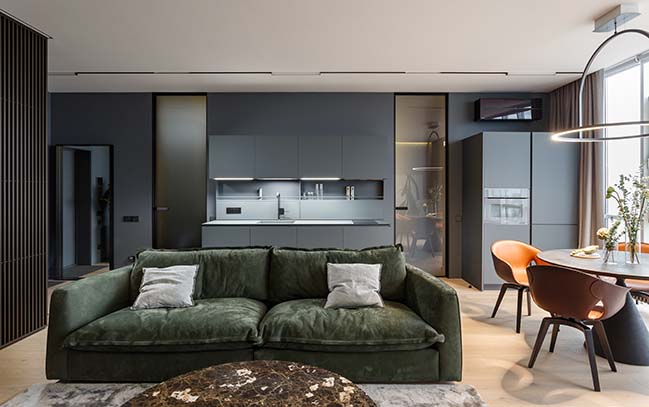 TIMELESS Apartment by SVOYA Studio
