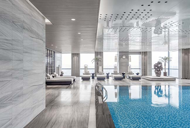Wuxi Hualuxe Hotel by BLVD International