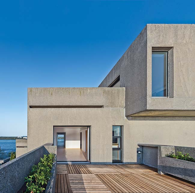 Habitat 67 Unit's Historic Restoration by Safdie Architects