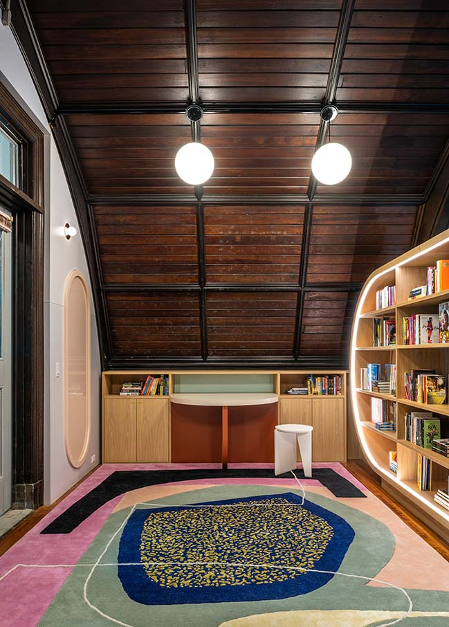 New Children Library at Concourse House by MKCA
