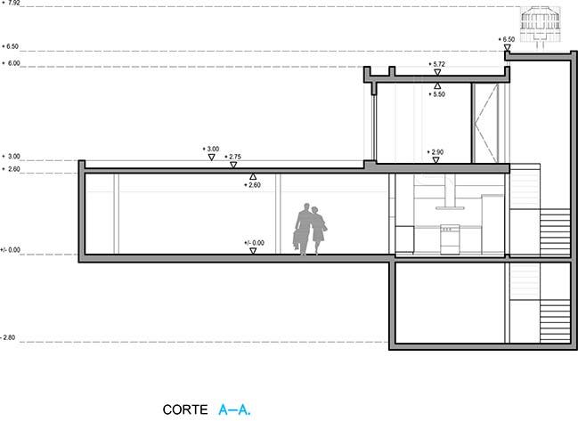 House MC2 in Córdoba by Gastón Castellano