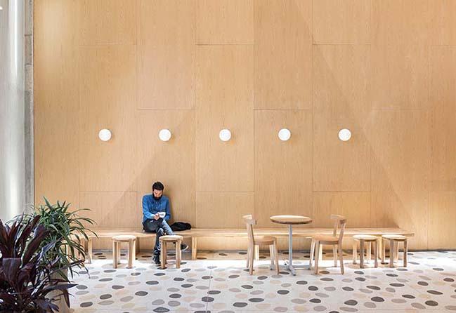 Masa - New Restaurant by Studio Cadena opens in Bogotá