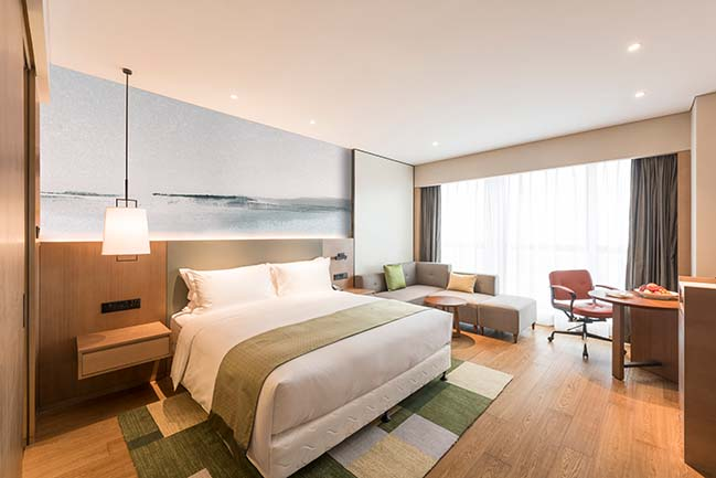 Tianjin Holiday Inn by BLVD International