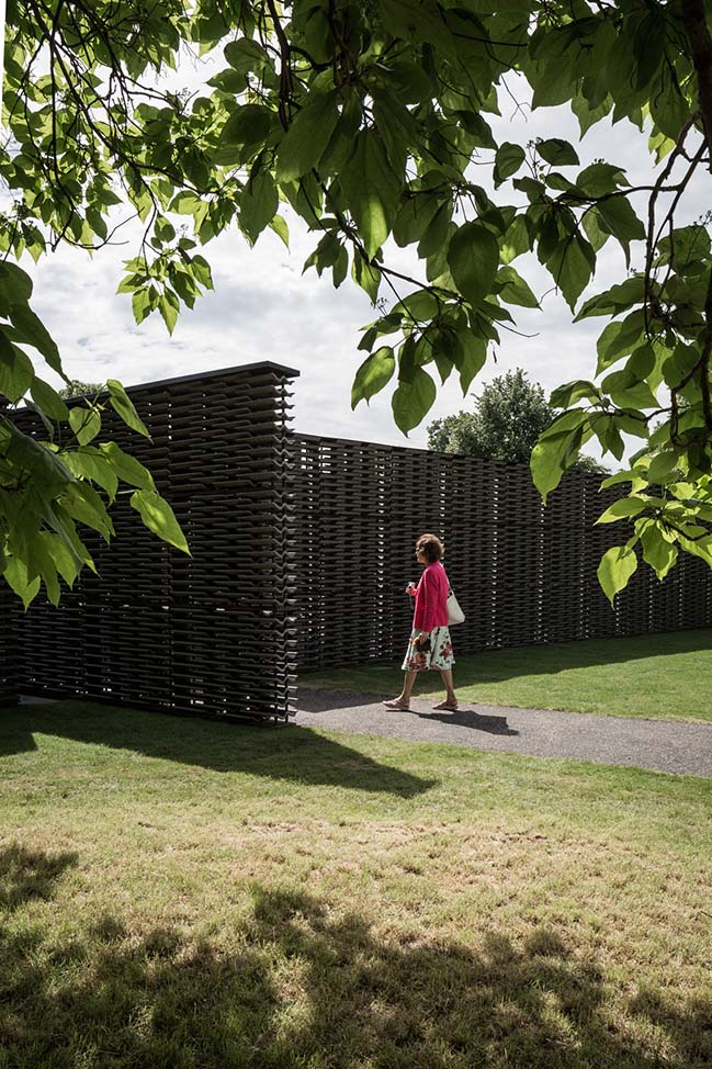 The 2018 Serpentine Pavilion by Frida Escobedo