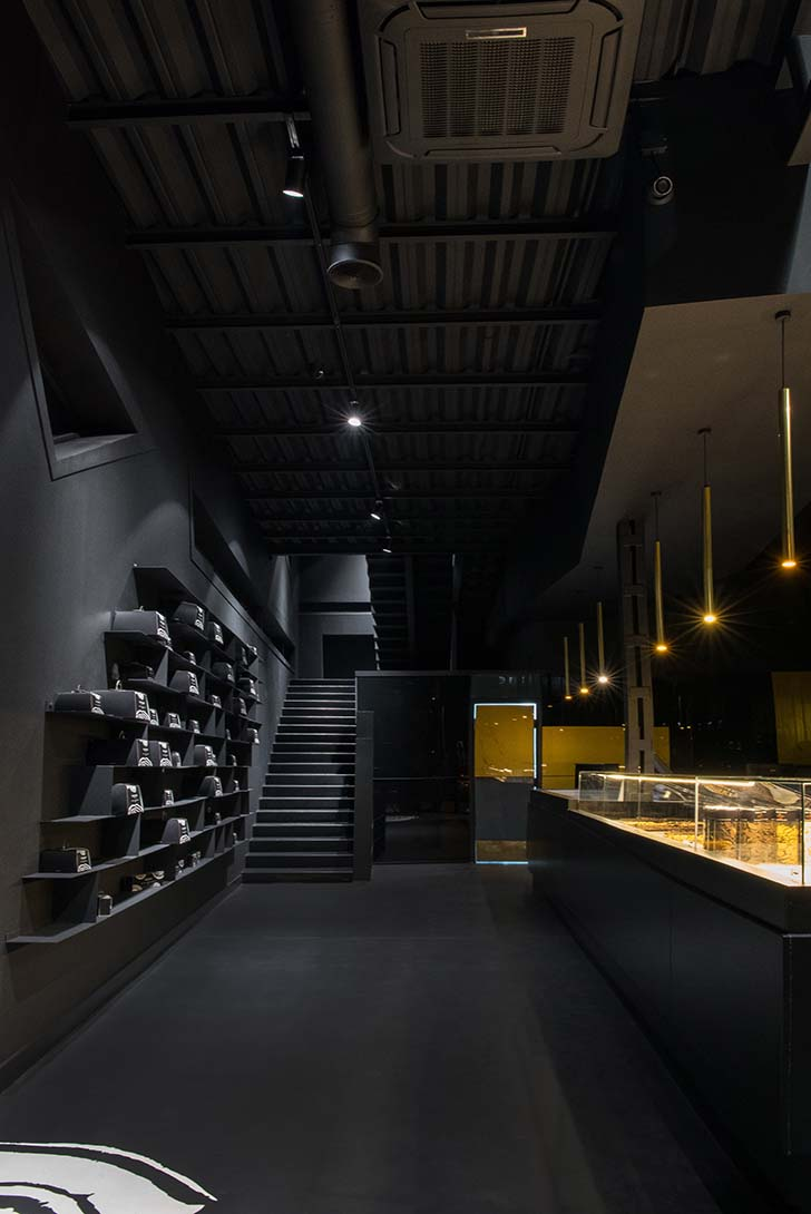 Bize d'Amour, Chocolaterie by JK Lab Architects