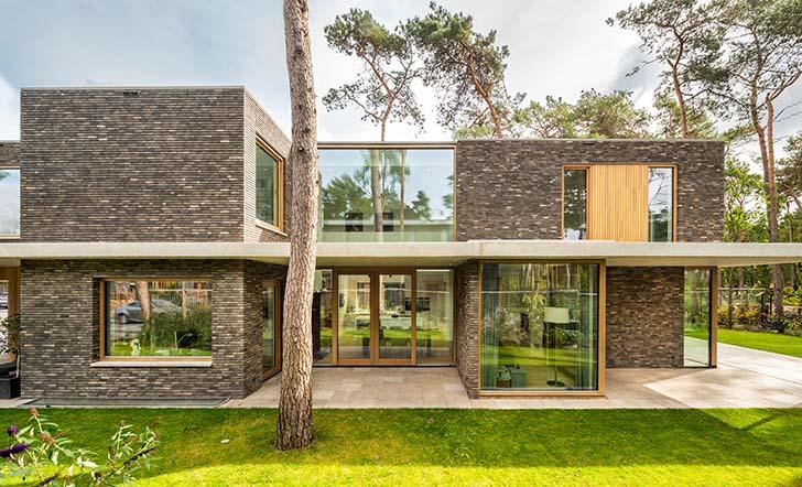 Villa Zeist 2 by HofmanDujardin
