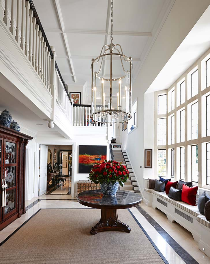 Surrey Hills Country Mansion by Maurizio Pellizzoni