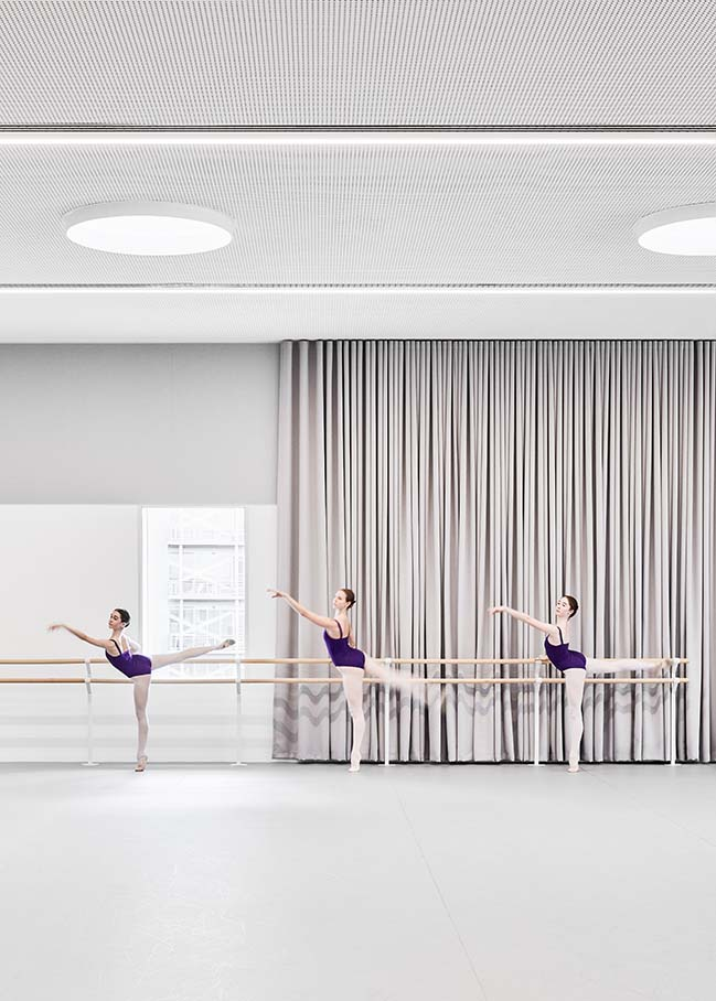 The Australian Ballet by HASSELL