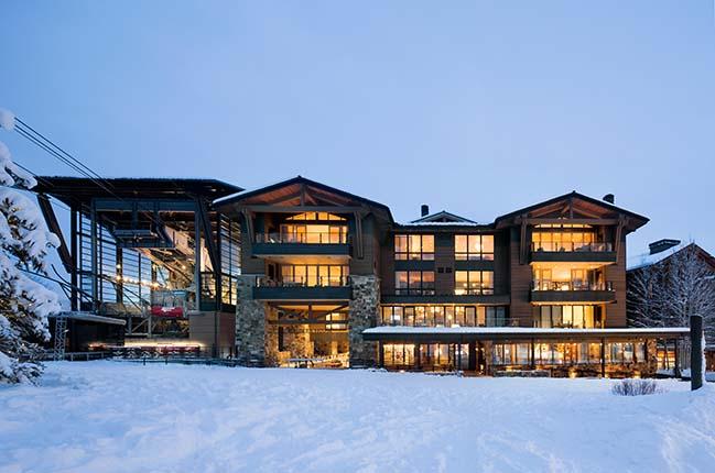 Caldera House by Carney Logan Burke Architects