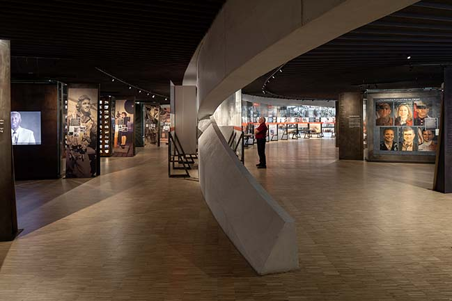 National Veterans Memorial and Museum by Allied Works Architecture