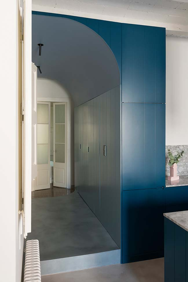 FONT 6 Apartment by CaSA and Margherita Serboli Arquitectura