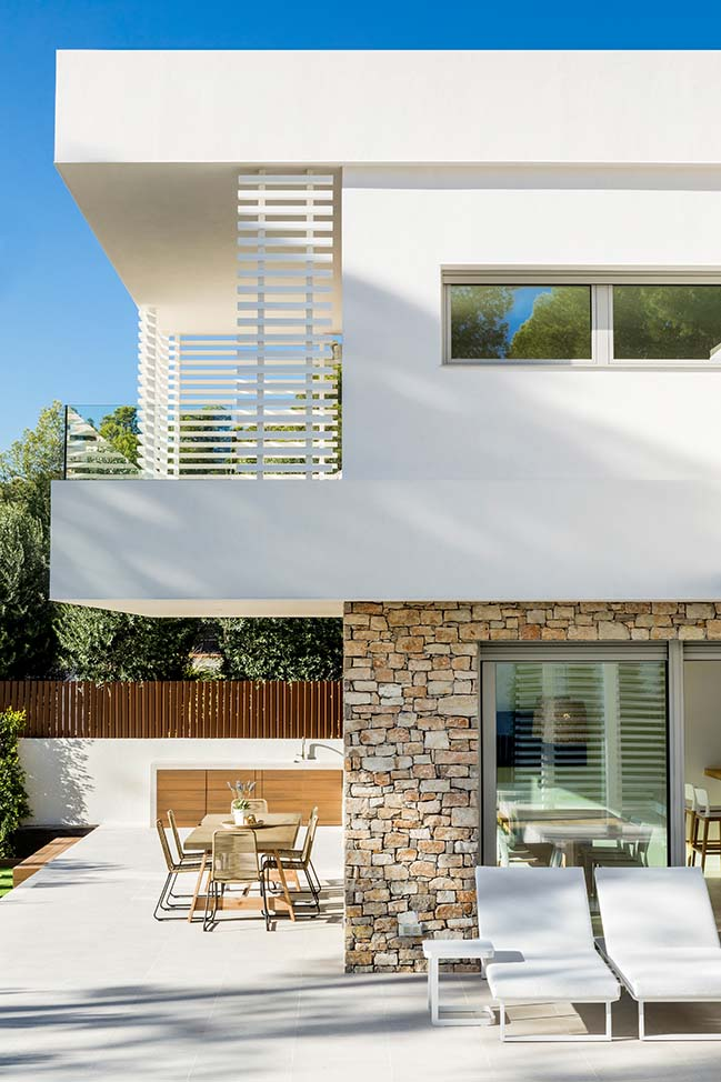 House in Tarragona by Dom Arquitectura