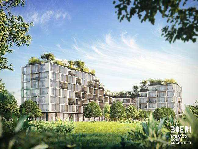 Palazzo Verde by Stefano Boeri Architetti