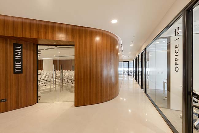 Edge Innovation Center in Cairo by YLAB Arquitectos