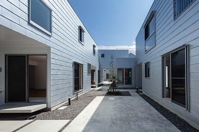 Chronos Dwell by Masahiko Fujimori Architect Office