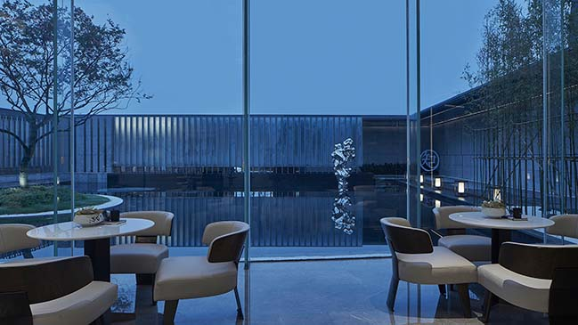 DOTHINK·JIUXI ELEGANT MANSION Life Experience Center by GFD