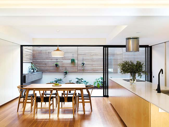 Wollstonecraft Terrace by Downie North Architects