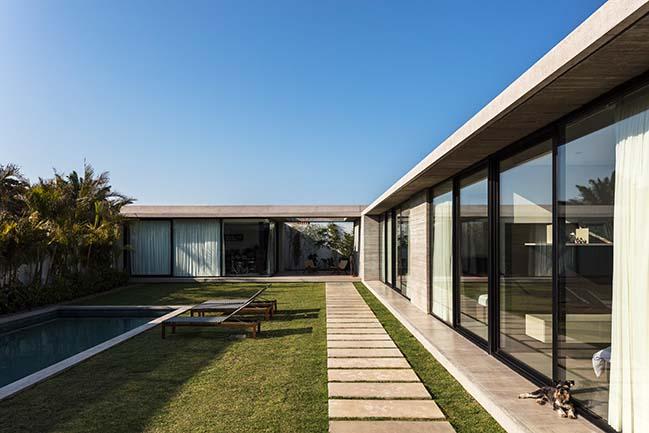 Parejas Peinado House by Sommet