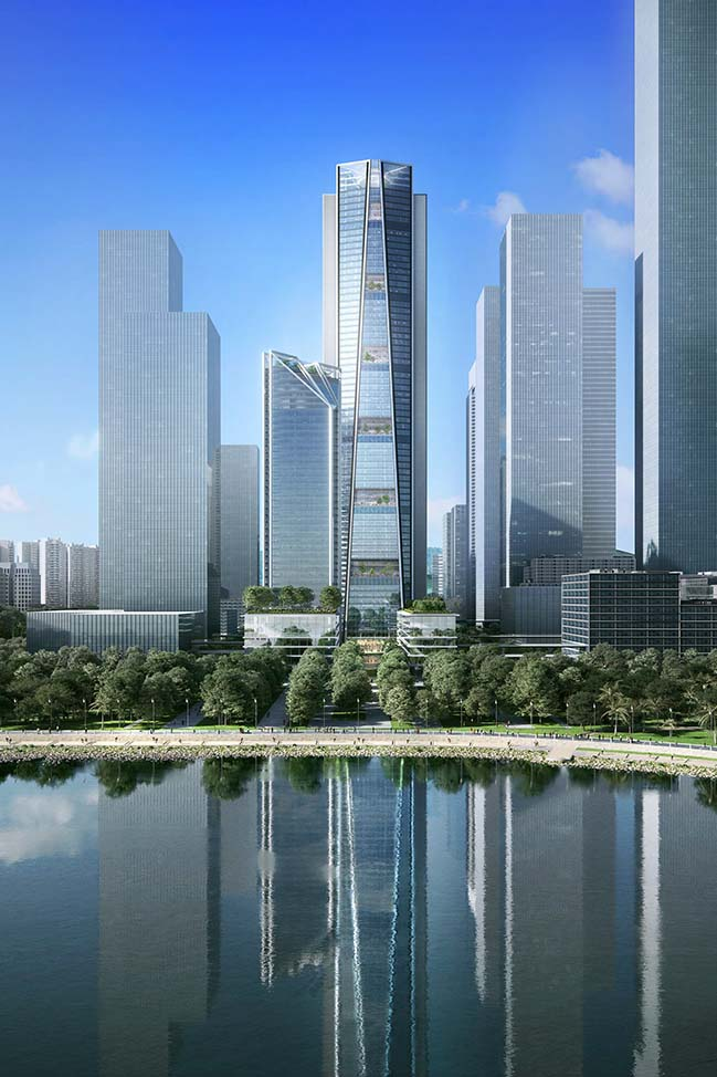 Foster + Partners to build China Merchants Bank HQ in Shenzhen