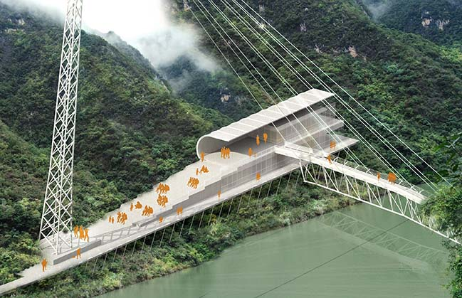 Yangtze River Path by Latitude Architectural Group