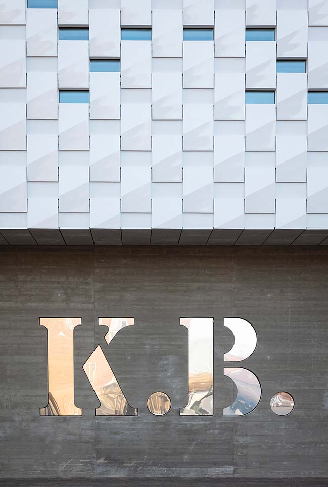 New K.B. Hall by Christensen & Co. Architects