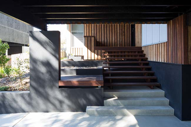 Stradbroke dual occupancy by Graham Anderson Architects