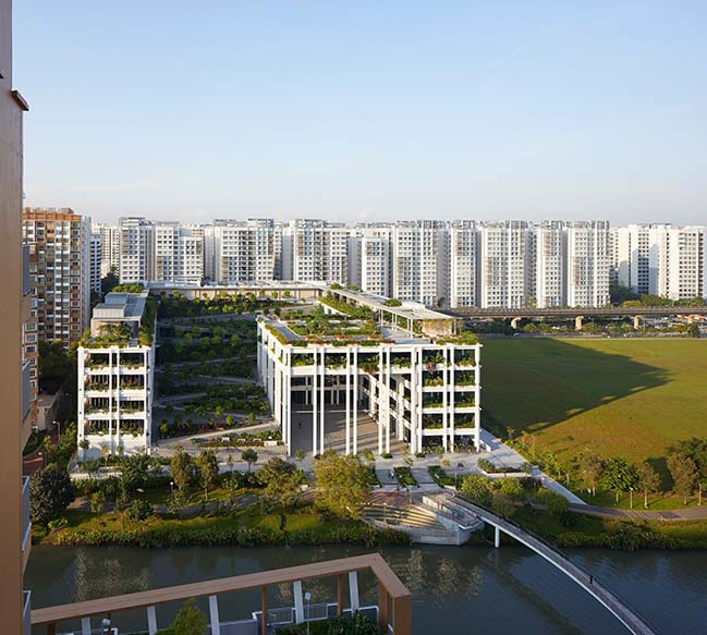 Serie Architects and Multiply Architects complete Oasis Terraces