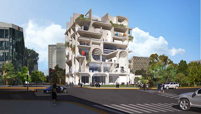 BeMA - Beirut Museum of Art by WORKac