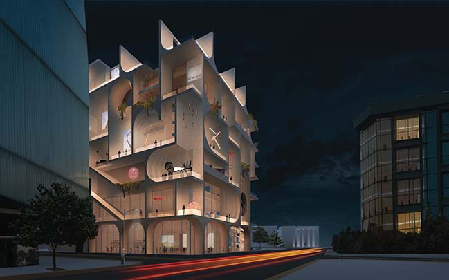 BeMA - Beirut Museum of Art by WORKac