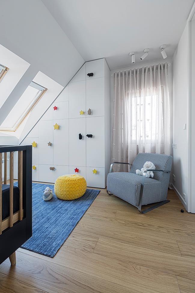 M19 - A dwelling for a young family with a child by Hush Architects