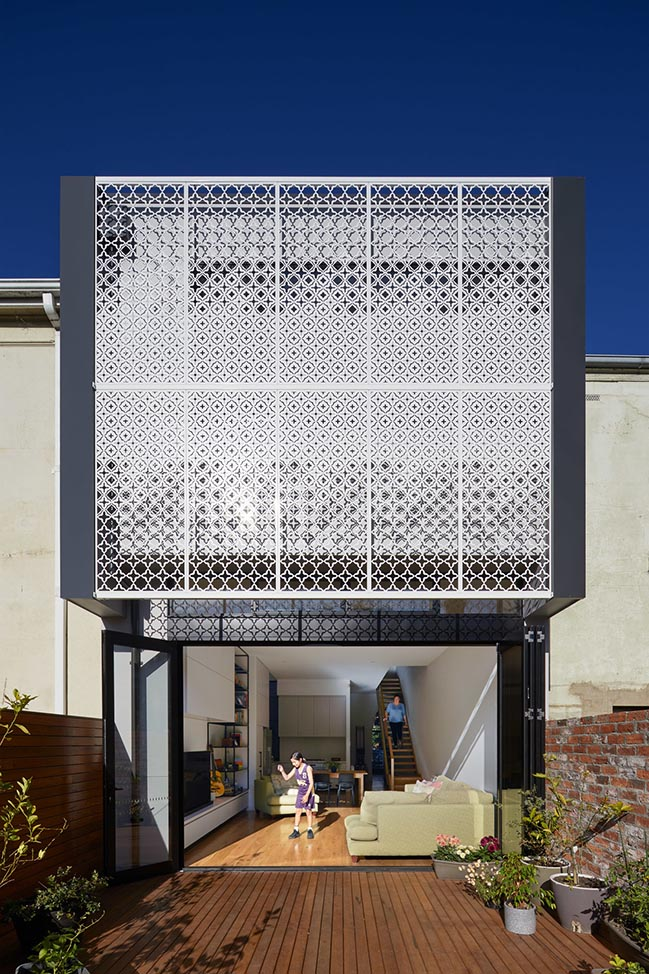 Cecil Street House by Chan Architecture