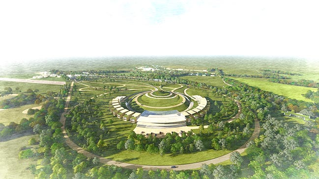 Foster + Partners to design Mullin Automotive Park