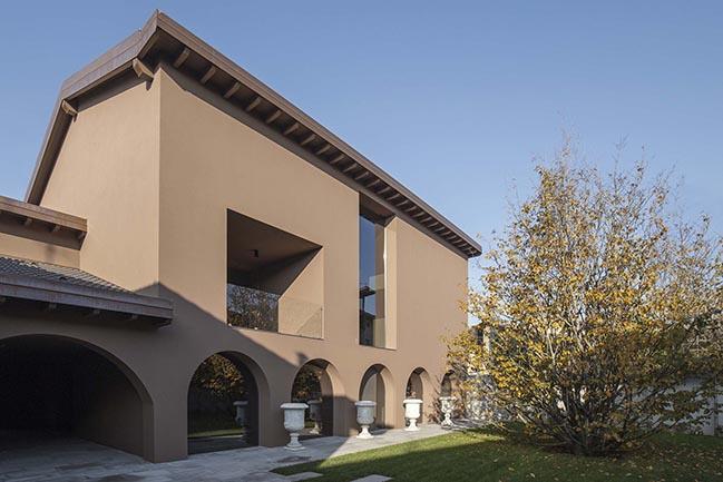 Casa Donella by ZDA | Zupelli Design Architettura