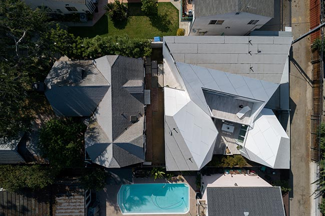 New single-family residence in Los Angeles by FreelandBuck