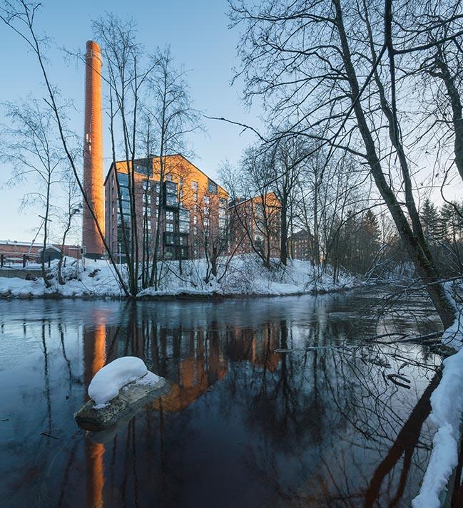 Albertinpiha housing in Jyväskylä by JKMM Architects