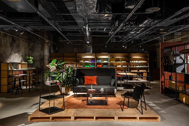 HAY TOKYO by Schemata Architects
